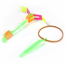 558A Arrow Helicopter LED Flying Faery Children Toys for Outdoor Entertainment Great for Children Outdoor Entertainments