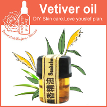 11.11 low discount! 88% Free shopping 100% pure plant vetiver oil Haitiimports 2ml skin care Essential Oil kingdom