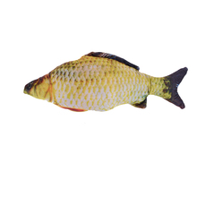 New Crucian fish Pillow Stuffed Plush Animal Fish Toy little fish Stuffed Dolls Valentines for Baby Best Gift 40cm
