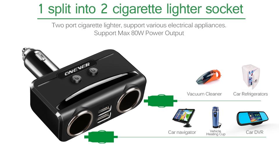 Electronic cigarette lighter 5
