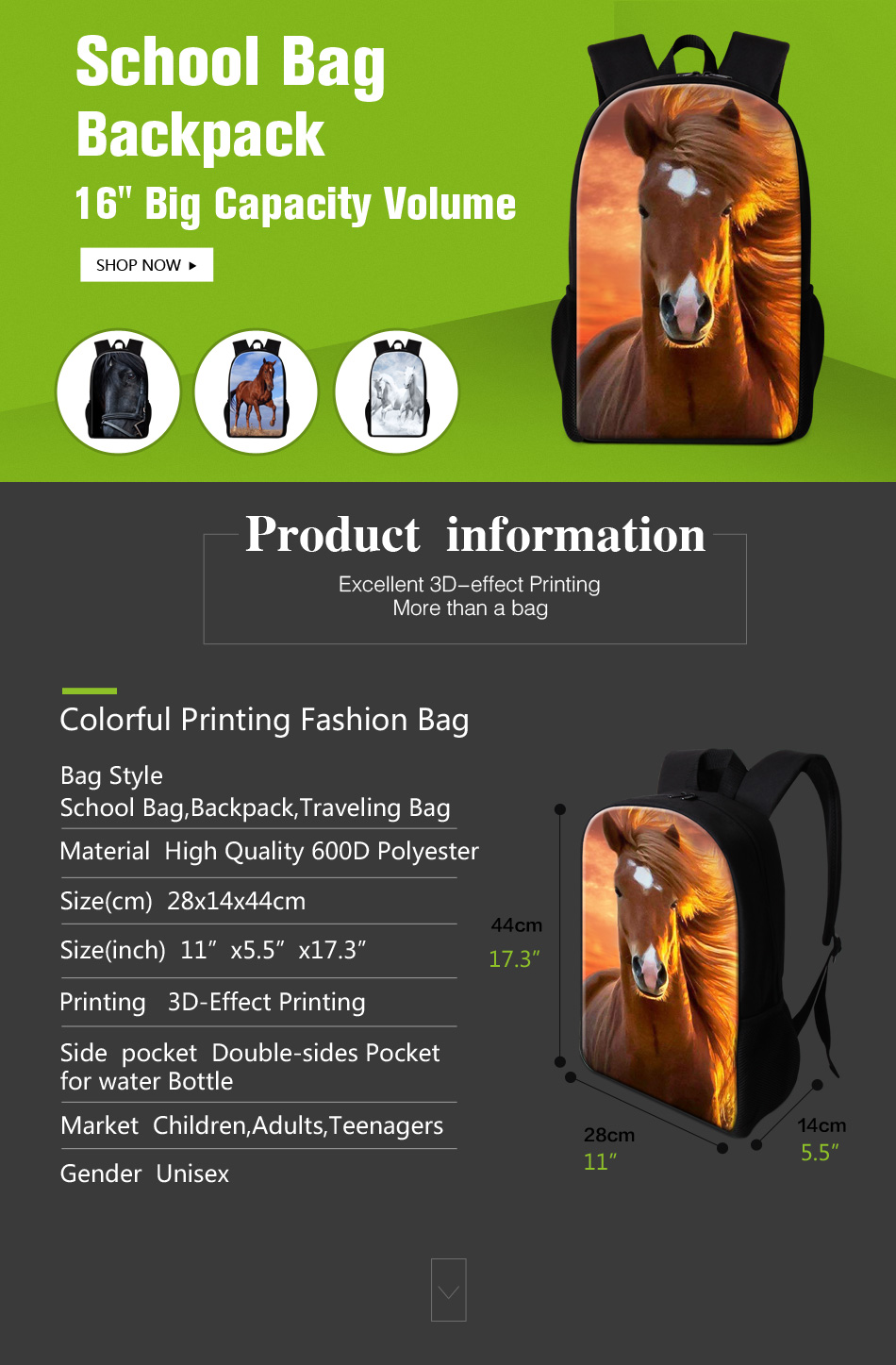 1 school bags