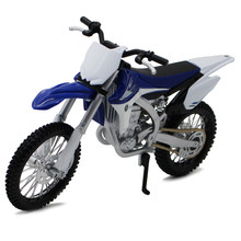 Maisto 1:12 Scale Model Motorcycle Alloy Diecast & ABS Motorbike Model Toys YAMAHA YZ450F Kawasaki KX450F Car Toy For Boys Gift