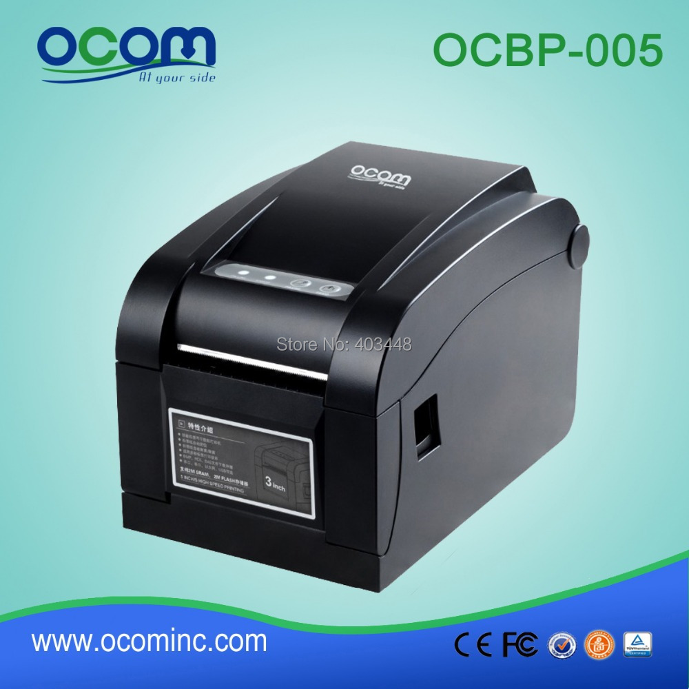 Cheap Label Printing Barcode Printer Easy Using Label Paper Auto Position<br><br>Aliexpress
