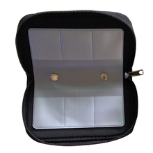 YOC-5* Sale Memory Card Storage Carrying Case Holder Wallet For CF/SD/SDHC/MS/DS 3DS Games