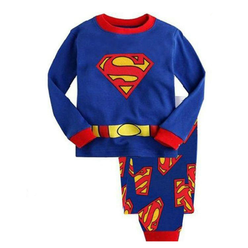 90-130 Cm Height Children Fashion Spring Autumn Kids Casual Cartoon Cotton Patchwork T-shirts Pants 2 Pcs Suit Boys Clothing Set(China (Mainland))