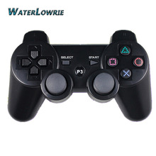 Waterlowrie SIXAXIS Bluetooth Gamepad For SONY PS3 Controller for Dualshock 3 Controle Joystick Playstation 3 Wireless Console