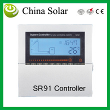 Split and pressurized solar heating system Controller,SR91,Solar Auxiliary heating system control