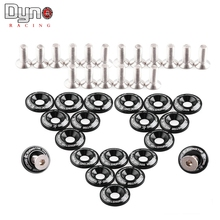 Ryanstar Racing Aluminum Fender Washers 1set=20pcs Washers and Bolts 6M RS-EA013(China)