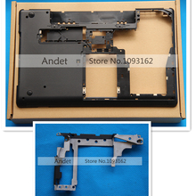 new orginal Lenovo ThinkPad E530 E535 15W Bottom Base Cover Lower Case + Hinge Set 04W4110 AM0NV000700(China)