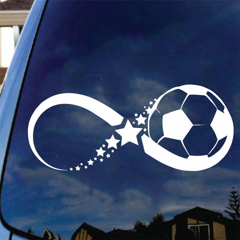 Little Boy Football Player Sticker Sports Soccer Car Decal Helmets Kids Room Name Posters Vinyl Wall Decals Football Sticker