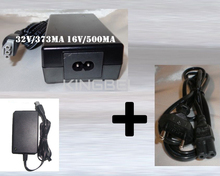 Limited Real 0957-2231 Printer adapter charger for HP Photosmart C4280 4580 AC Power Supply Adaptor with EU US Cord