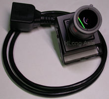 "Block style IPCam (1080P) 2.8-12mm manual zoom LENs 1/2.8"" SONY IMX322 CMOS sensor Hi3516 CCTV IP camera module(China)"