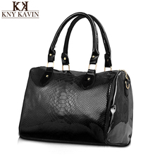 KNY KAVIN KK Brand High Quality Women PU Leather Bag Luxury Women Shoulder Bag Ladies Bucket Fashion Bags Handbags Bolsos Mujer