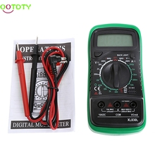 High Quality Handheld Counts With Temperature Measurement LCD Digital Multimeter Tester XL830L Without Battery 828 Promotion(China)