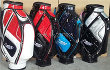 Brand New Boyea Golf Bag for Men 4 Colors PU Golf Standard Ball Bag With Cover EMS Free Shipping