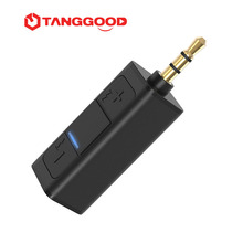 TANGGOOD Bluetooth Receiver 4.2 Aux 3.5mm Audio Receptor Wireless Adapter Converter for Headphones Stereo System Car Earphone(China)