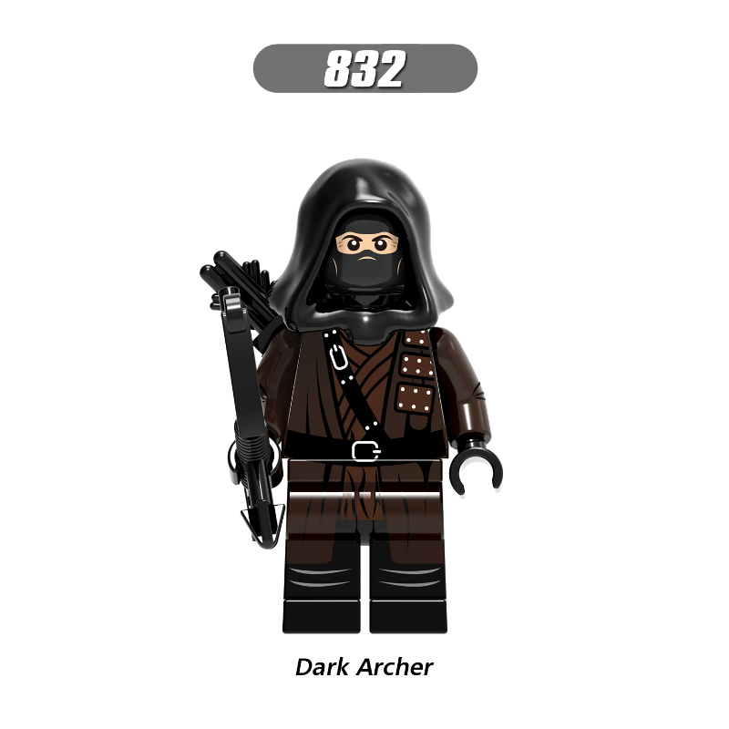 XH832-Dark Archer