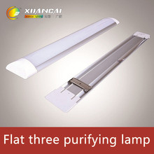 5pcs/lot 36W 25W 18W T8 with integrated ceiling lamp bracket cover thin fog dust proof purifying lamp bracket  600mm900mm 1200mm