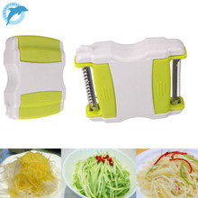 LINSBAYWU Rotary Carrot Potato Peeler Melon Gadget Vegetable Fruit turnip Slicer Cutter Kitchen Cooking Tools(China)