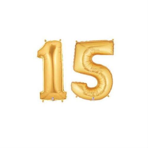 Promo Of 15 Birthday Balloons In Moaltprngo