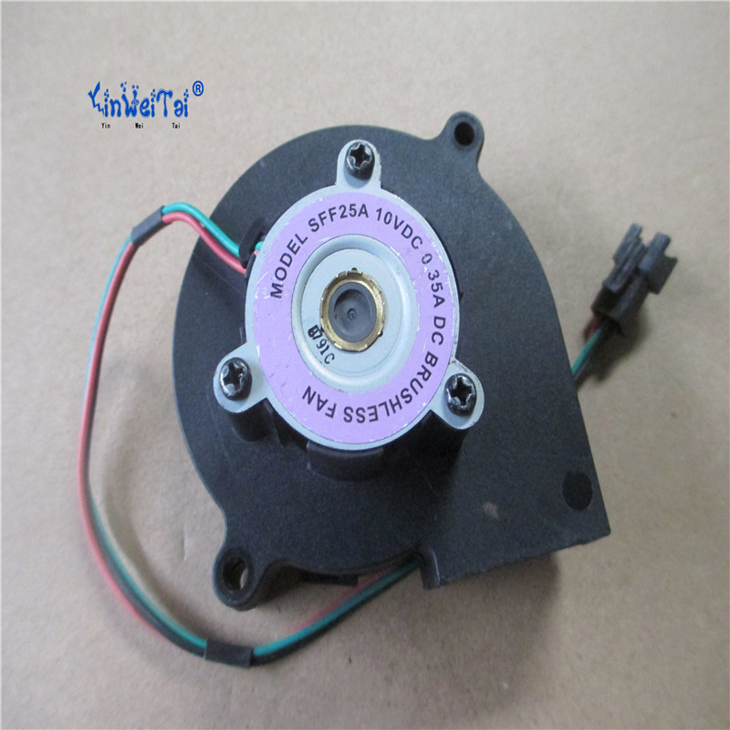 Free Shipping For sony SFF25A 10V 0.35A 3-wire 3-pin connector 50mm Projector Cooling fan<br>