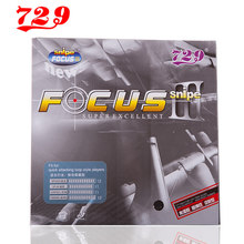 729 Friendship Original Focus III 3 Table Tennis Rubber Pips-In Ping Pong Rubber Pimples In(Hong Kong)