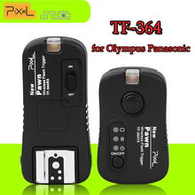 Pixel Pawn TF-364 Wireless Remote Control Shutter Release Flash Trigger for Olympus Panasonic E620 E550 E510  E420 E410 GH2  GF1