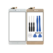 For Xiaomi Mi 4s Touch Screen Digitizer glass lens sensor Replacement part for Xiaomi Mi4S Mi 4S mobile phone Touch panel+tool