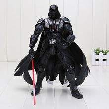 26cm Star Wars Toys Revoltech Darth Vader PVC Action Figure Collection Model Brinquedos PLAY ARTS Toy