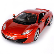 Maisto Bburago 1:24 MB McLaren MP4-12C Sports Car Diecast Model Car Toy New In Box Free Shipping 21074