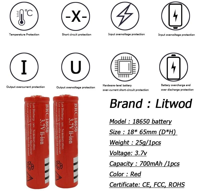电池参数2