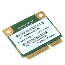Notebook Computer Network Cards Wireless Wifi Card Realtek RTL8191SE Fit For HP Laptop Network Cards VCM23 P51