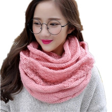Lovers Knitted Scarf Luxury Brand Winter Warm Scarf LICs For Women Spring Solid Scarf Collar Men's Scarves Women's Dachshund(China)
