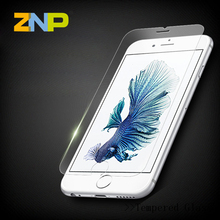 0.3mm 9H 2.5D Tempered Glass for iPhone 5 5s 5se Screen Protector Film  for iPhone 6 6s 6 plus 4 4S +Clean Tools