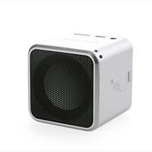 Mini Portable Speaker HIFI Music FM Radio Amplifier Sound festival gift Support USB Micro Line in for SD TF Card MP3 Player