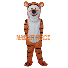 High quality Tigger Mascot Costume Cartoon Mascot Costume Character Costume Free Shipping