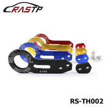 High Quality Car Styling Double Lettering BENEN -0185 Rear Tow Hook Set (red,blue,black,purple,gold) RS-TH002