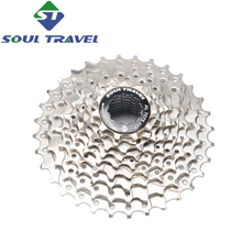 Soul Travel Steel Mountain Bike Cartridge Flywheel 11t-32t 9-speed Single Speed Bicycle Procket Hot Limited 108 Sounds New Sale