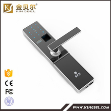 High quality Finger Print locks Fashion Smart Biometric Fingerprint Door Lock K40Y(China)