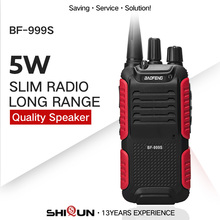 Hot Baofeng bf-999s Plus Walkies Uhf band Military Level two way radio tansceiver for security,hotel,ham BF999s update of bf888s