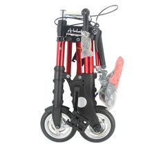 ALTRUISM A-Bike Unisex 8 Inch Wheel Mini Ultra Light Folding Bike Subway Transit Vehicles Road Bicycle Outdoor Sports Bicicleta