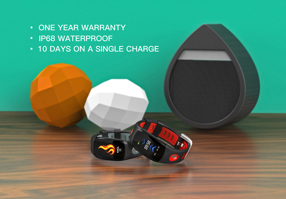 COLMI Smart band DM11 3D Dynamic UI Fitness tracker Bracelet Heart rate Monitor Wristband IP68 Waterproof 13