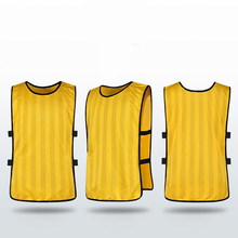 Large size Adults Soccer Training Vest Soccer Jersey Football Training Vest Adults Soccer Sports Accessories for above 1.75M(China)