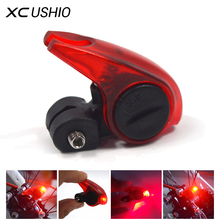 Bicycle Brake Light Safety Road Bike Warning LED Light Folding MTB Cycling Suitable for V Brakes Automatic Control