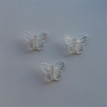 Wholesale 200sets  Hard Plastic Butterfly  for LED String  Christmas Lights Garden Home Wedding Party Decoration