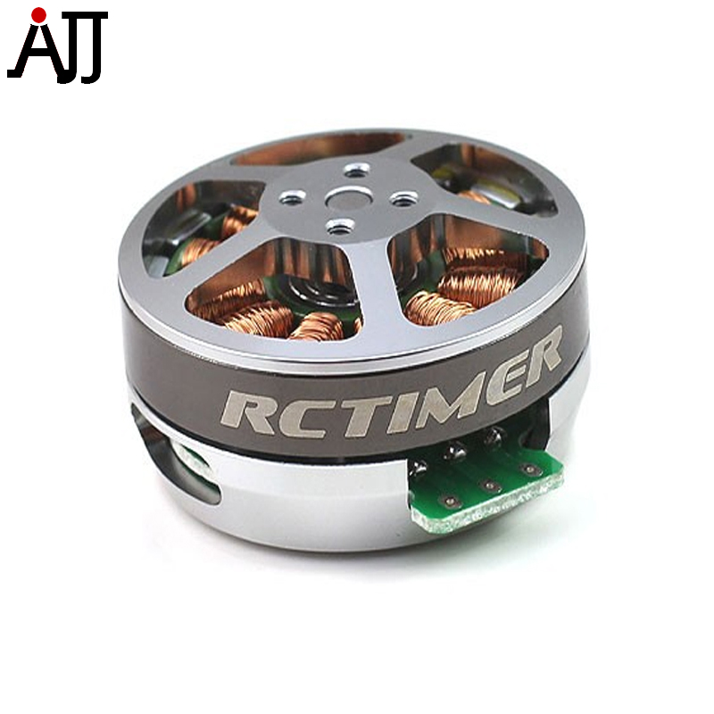 Rctimer 12N14P 5010 150T Gimbal Brushless Motor Short Shaft GBM5010-WO<br>