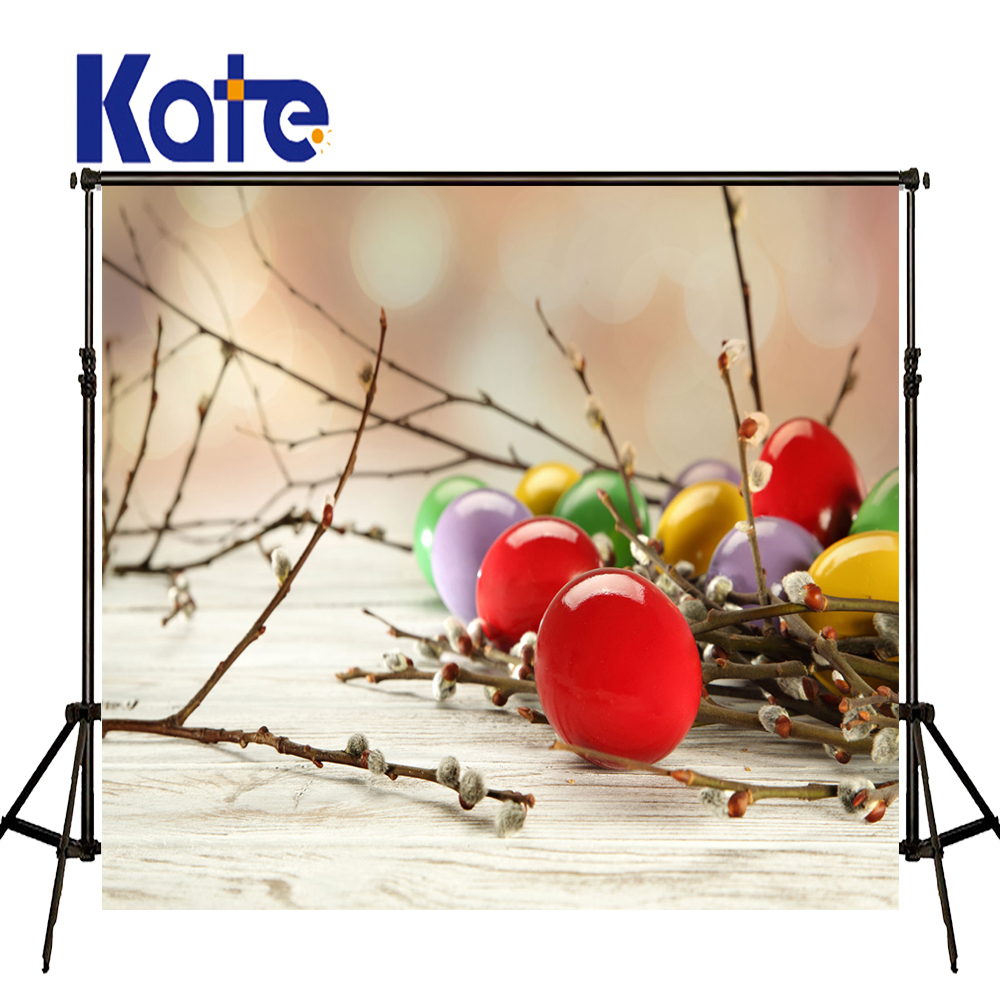 Easter Sunday Egg Branch Bud Fantasia Infantil Easter Photography Backdrops Zj<br>