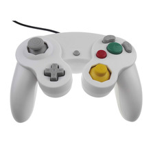 1 Pc Game Shock JoyPad Vibration For Nintendo for Wii GameCube Controller for Pad