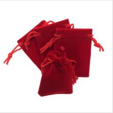 10pcs Multi Size Color Velvet Bags Drawstring Gift Bags for Jewelry,Wedding Christmas Gift Bag Jewelry Pouches free shipping