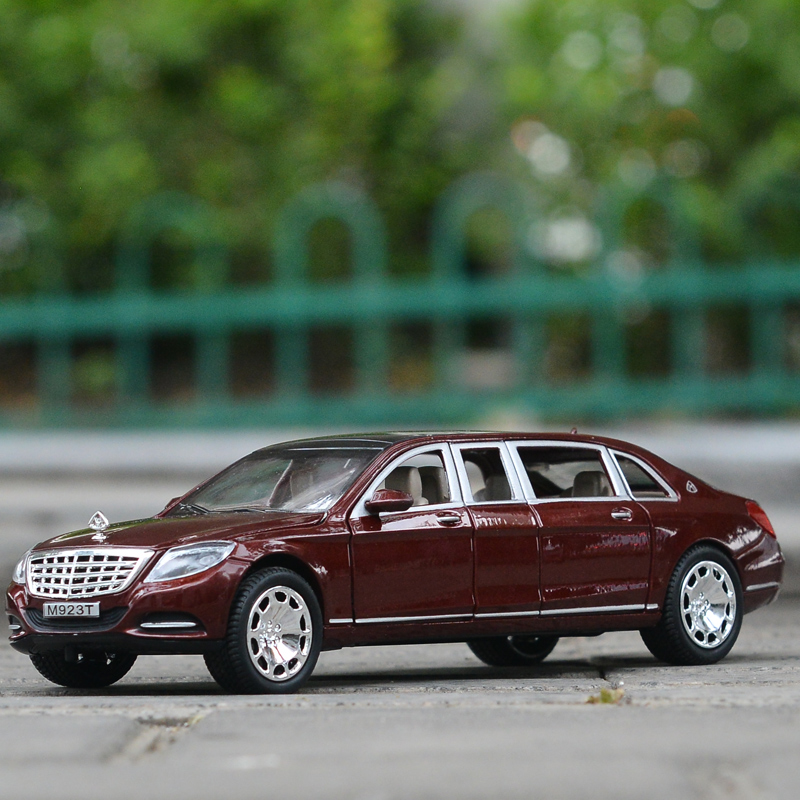 124 XLG TheBenz Maybach S600 Extended (10)